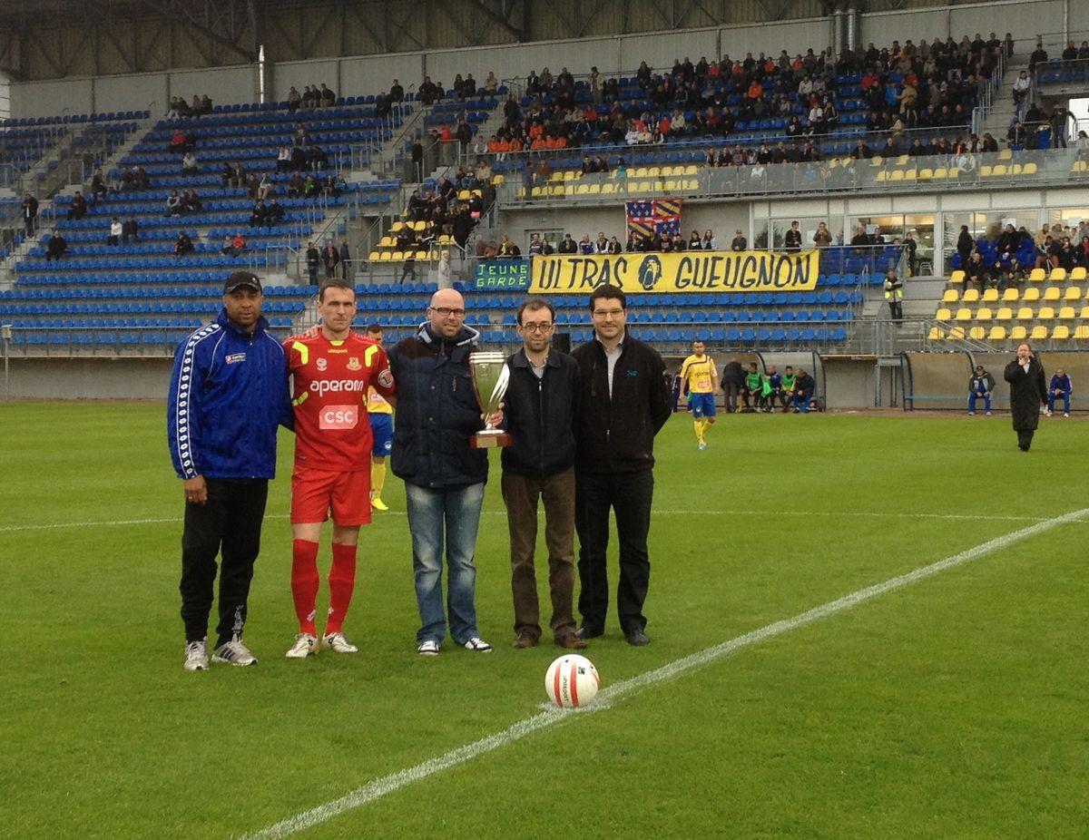 CDL avant match