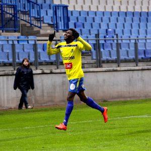 Forgeron d'Or Sekou Coumare FCG FCGueugnon Gueugnon