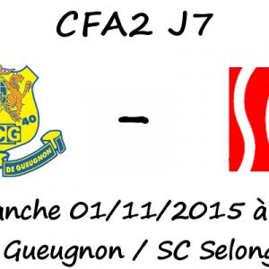 Gueugnon Selongey CFA2