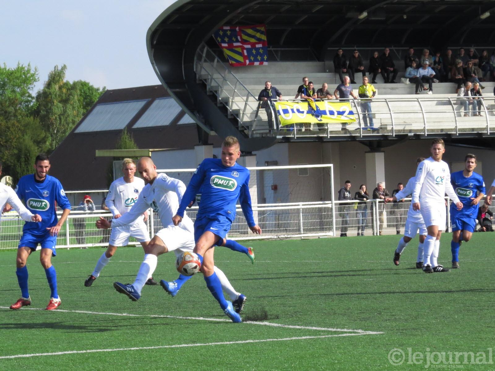Coupe de france 4e tour chatenoy lr 0 3 fcg r sultat football club de gueugnon - Resultat foot coupe de france 2015 ...