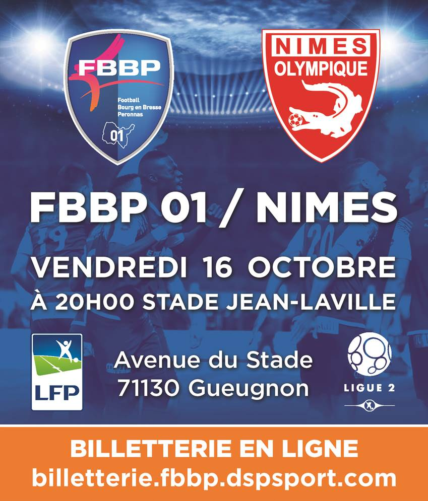 FBBP01 Nimes