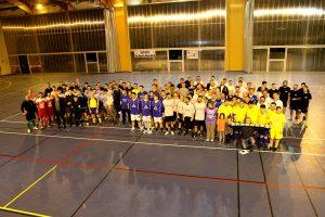 tournoi partenfaire fcg fcgueugnon gueugnon 2015 photo