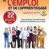 Affiche forum emploi fc gueugnon