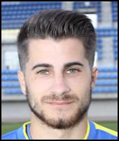 Maxime Lafay FC Gueugnon