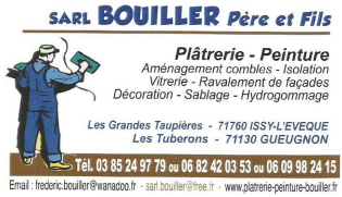SARL Boulier Pere et Fils FCG Gueugnon