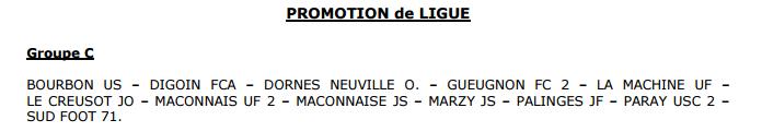 PL Bourgogne groupe C