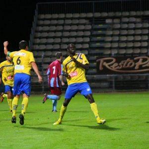 Mouss NDoye Forgeron d'Or FCG Gueugnon FCGueugnon
