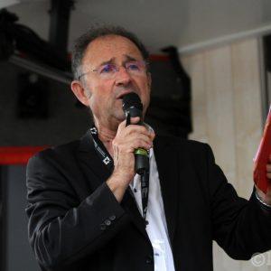piero lazzari Gueugnon FCG Jean Laville speaker