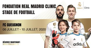EVENEMENT ● Stage Real Madrid au FC Gueugnon