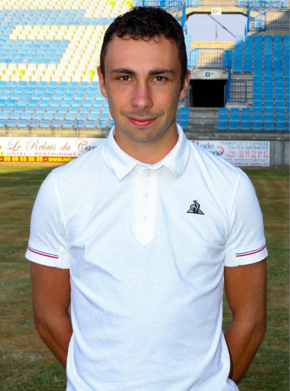 [Interview] Entretien avec Guillaume Avinain, Chargé de Développement au FC Gueugnon