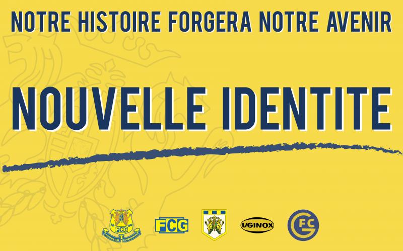 [Nouveau Logo] Notre Histoire Forgera Notre Avenir. (Nouvelle Identité)