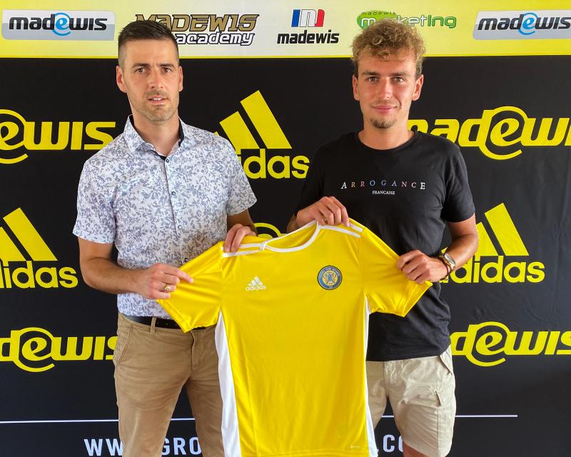 [Académie] Gabriel Rousseau, nouvel éducateur du FC Gueugnon