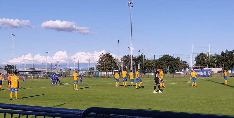 [#PrépaFCG] FC Villefranche Beaujolais 3 – 1 FC Gueugnon