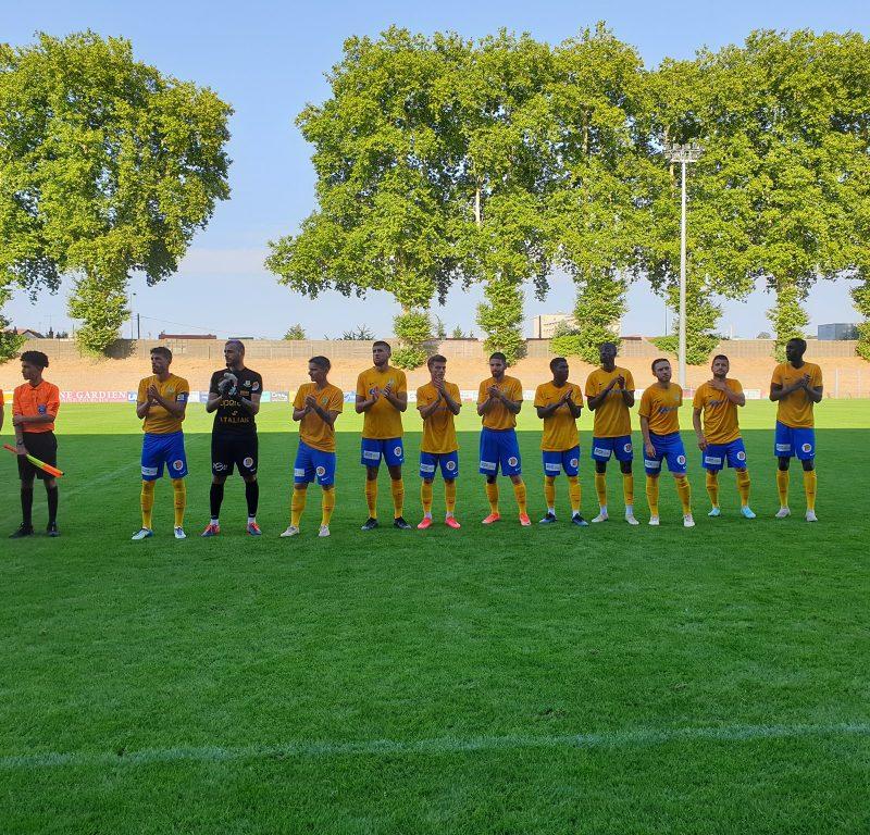 [#PrépaFCG] Moulins Yzeure Foot 2 – 1 FC Gueugnon