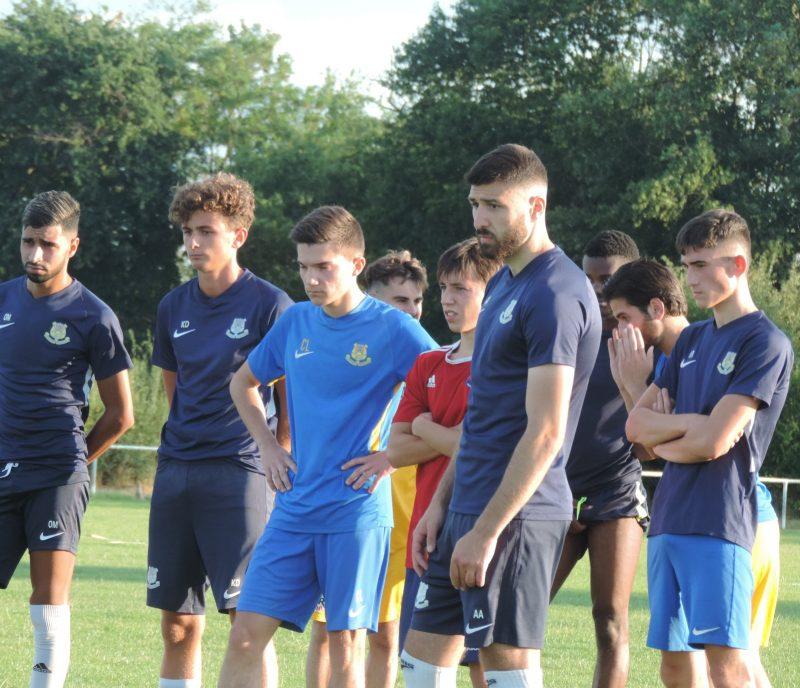 [Intersaison] Le Groupe Espoirs a repris l'entraînement