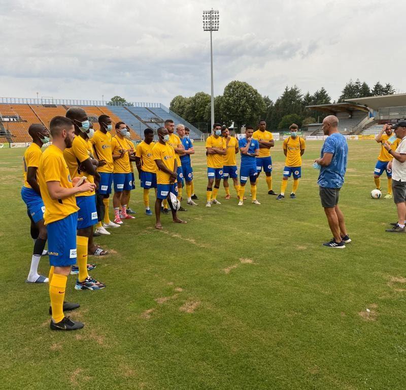 [#PrepaFCG] FC Gueugnon 0 – 1 Ain Sud