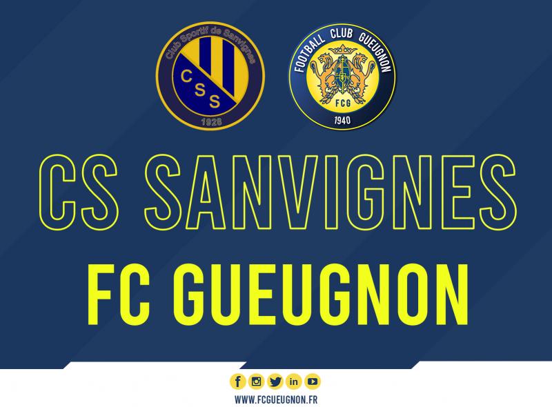 [CDF 3ème Tour] CS Sanvignes – FC Gueugnon : Interview des coachs