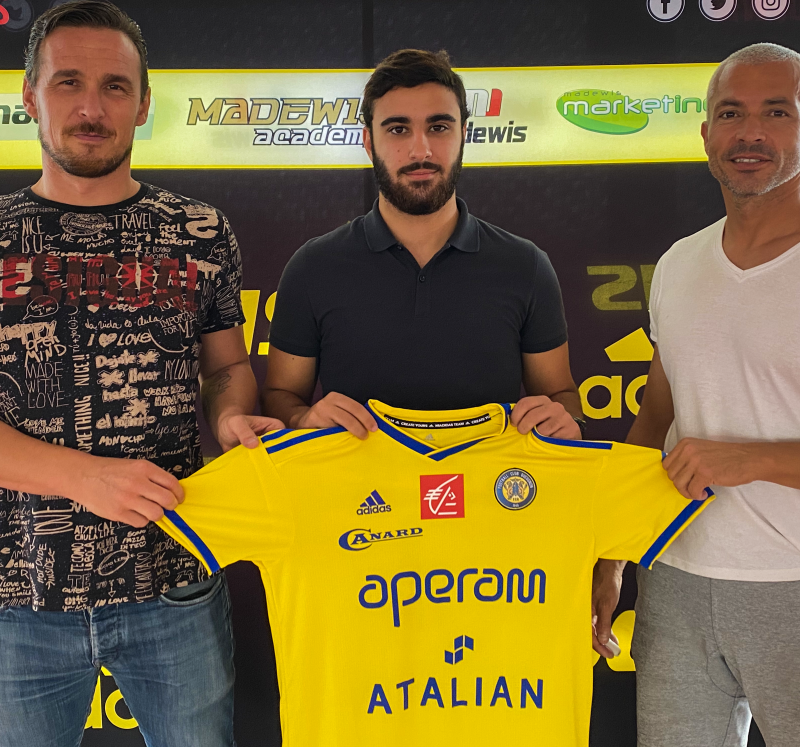 [Mercato] Angelo Baldachino rejoint le FC Gueugnon !
