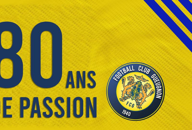 [Anniversaire] Le FC Gueugnon fête ses 80 ans !