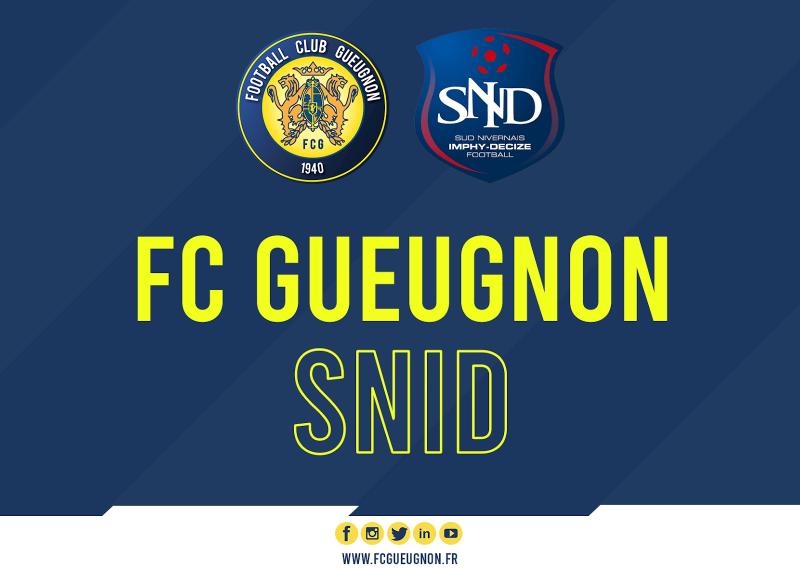 [CDF 4ème Tour] FC Gueugnon – SNID : Infos pratiques