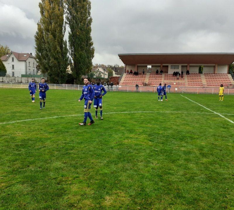 [#PrépaFCG] FC Sochaux-Montbéliard B 1 – 1 FC Gueugnon