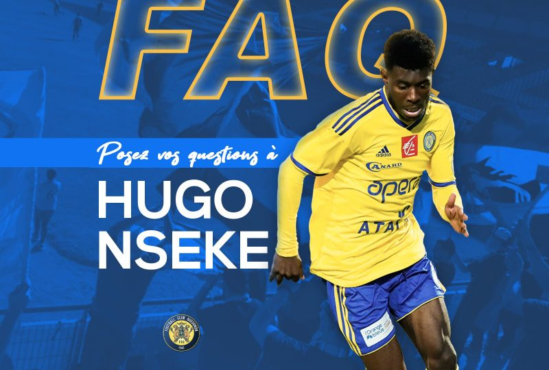 [YouTube] FAQ avec Hugo Nseke