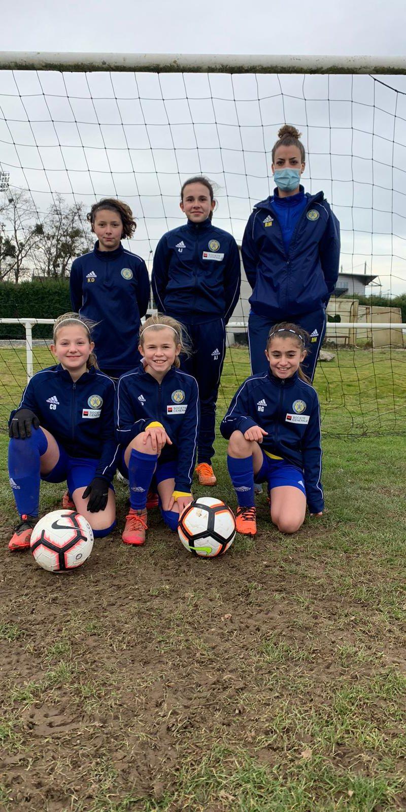 [Académie] Ouverture de la Section Sportive Féminines avec le FC Gueugnon