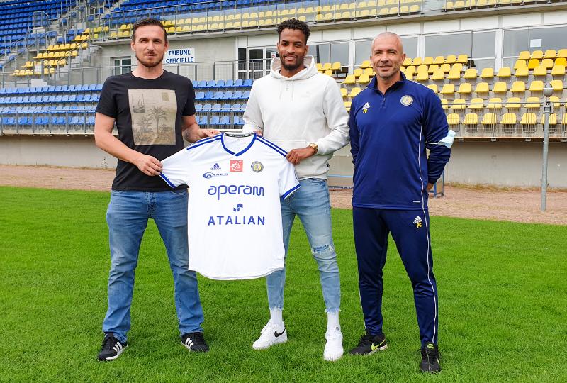 [Mercato] Le gardien de but Anthony Njock Misseke a signé !