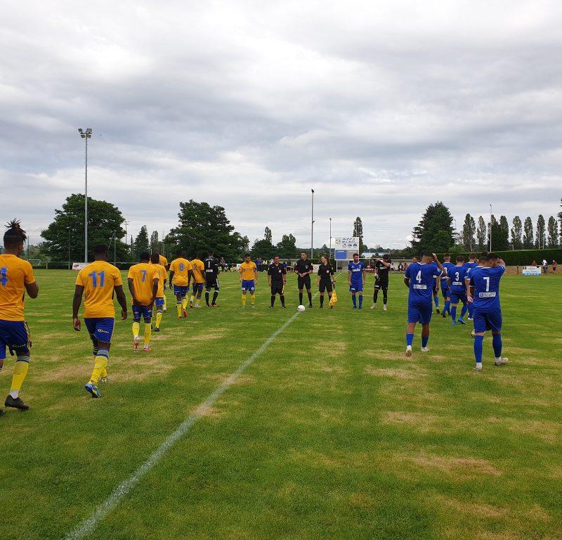 [#PrépaFCG] FC Gueugnon 2 – 1 AS Moulins