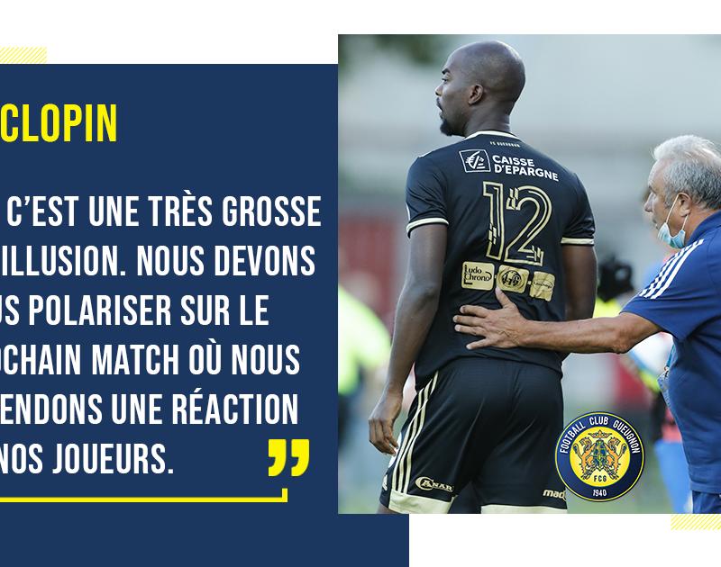 [CDF T3] US Cerisiers – FC Gueugnon : Réactions