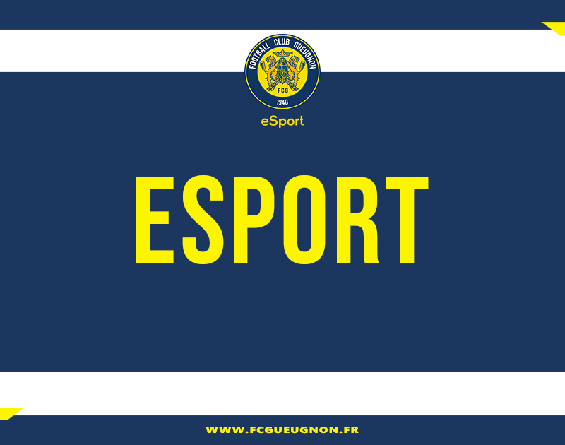 [eSport] Le FC Gueugnon intègre la 2ème division EFA