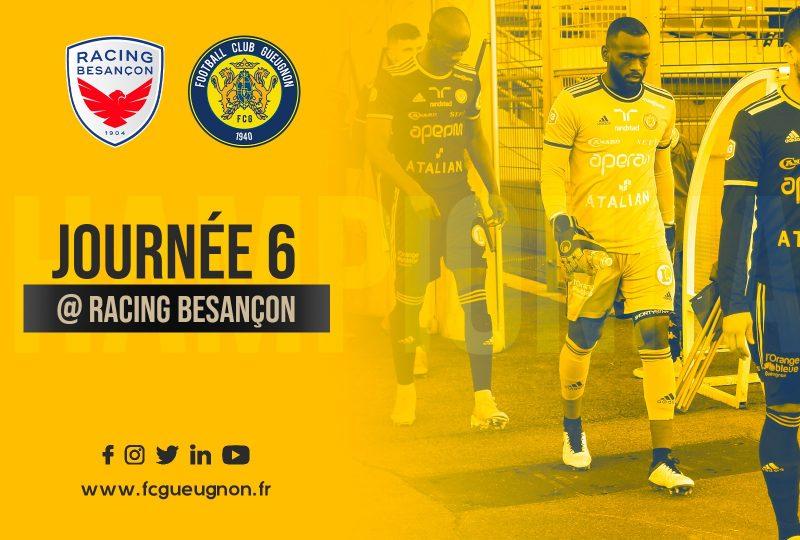 [N3 J06] Racing Besançon – FC Gueugnon : Résumé vidéo